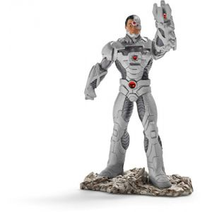 Schleich 22519 - Figurine super-héros Cyborg