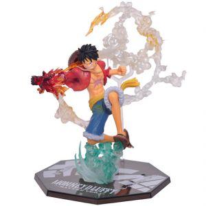 One Piece Monkey D. Luffy Zero Figure 16 cm