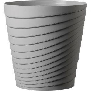 Deroma Pot plastique diam.35 x H.35 cm - Ecume