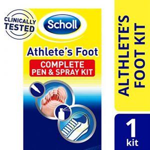 Scholl Kit 2 en 1 mycose des pieds