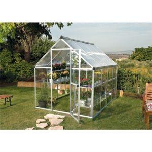 ACD Serre nature en polycarbonate 4,60 m²