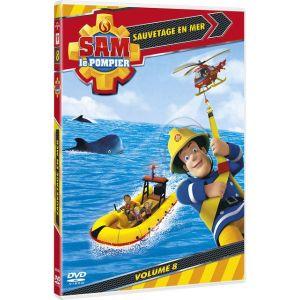 Sam le Pompier - Volume 8 : Sauvetage en mer