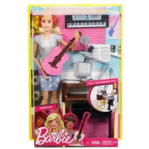 Mattel Barbie musicienne