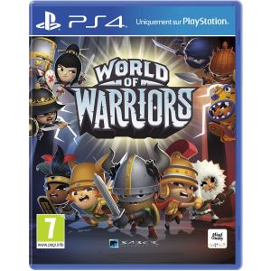 World of Warriors sur PS4