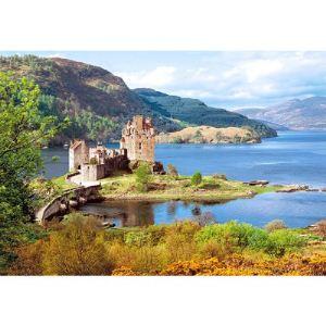 Castorland Puzzle Château écossais 2000 pièces