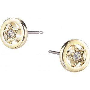 Guess UBE21579 - Boucles d'oreilles dorées pour femme