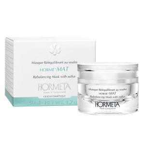 Hormeta Horme Mat - Masque au soufre