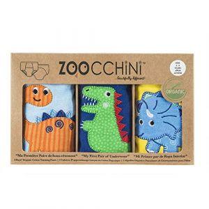 Zoocchini Culotte d'apprentissage Jurassic (2-3 ans)