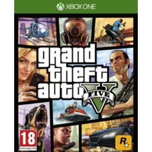 Grand Theft Auto V (GTA V) [XBOX One]