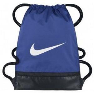Nike Sac de gym pour l'entraînement Brasilia - Bleu - Taille ONE SIZE - Unisex