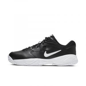 Nike Chaussure de tennis pour surface dure Court Lite 2 pour Homme - Noir - Taille 45 - Male