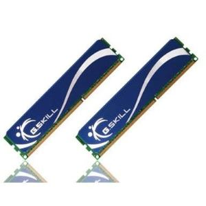G.Skill F3-10600CL8D-4GBHK - Barrettes mémoire Performance 2 x 2 Go DDR3 1333 MHz CL8 Dimm 240 broches