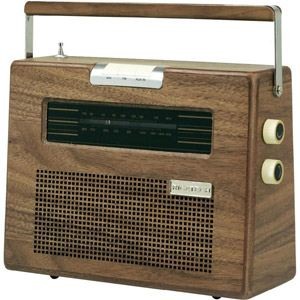 Ricatech PR390 - Radio design vintage USB