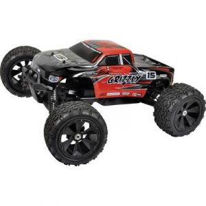 T2m Pirate Grizzly Monster Truck RC Brushless 1/8 4WD 3 différentiels RTR 2,4GHz