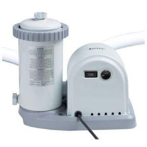 Intex 28636 accessoire pour piscine Pompe à filtre à cartouche, Filtre à eau