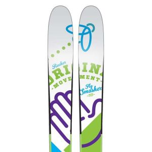 Movement Fly Smasher 2015 - Skis freestyle homme