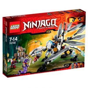Lego 70748 - Ninjago : Le dragon de Titane