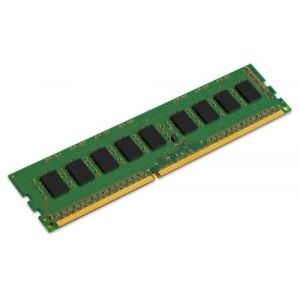 Kingston 4 Go - Mémoire RAM - DDR3 ECC 1600 MHz - Vert