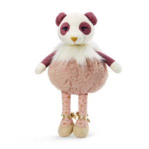 Kaloo Les Petites PRECIEUSES Les Kalines-Peluche Yuna la Panda 30 cm, K969882, Rose