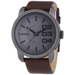 Diesel DZ1467 - Montre pour homme bracelet en cuir