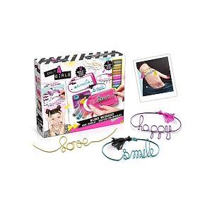 Canal Toys Only 4 Girls Bijoux messages