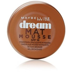 Maybelline Gemey Dream Matte Mousse Fond de Teint 18 ml