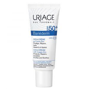 Uriage Bariéderm - Cica crème SPF 50+