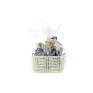 Elifexir Panier blanc Baby Care White Basket