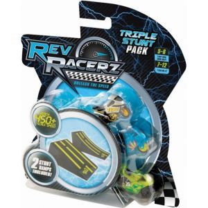 Modelco Coffret triple stunt Rev Racers