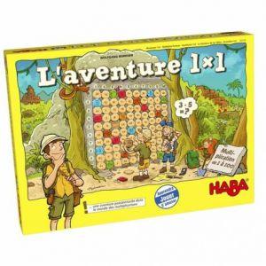 Haba Jeu de société pour enfants LAventure 1 x 1