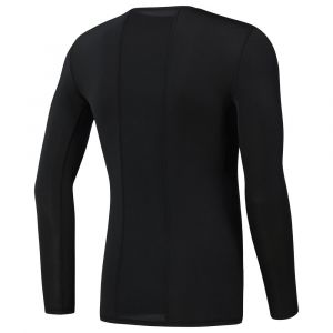 Reebok T-shirts Workout Ready Compression Solid - Black - Taille XL