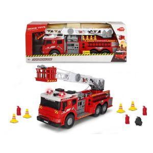 John World Camion pompier sonore 31 cm