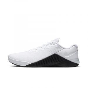 Nike Chaussure de training Metcon 5 pour Femme - Blanc - Taille 39 - Female