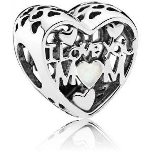 Pandora Charm Moment 792067EN23 Charm Sentiments Amoureux