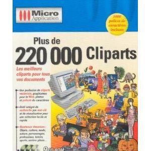 Plus de 220 000 Cliparts [Windows]