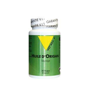 Vit'All + Huile d'origan sauvage 45mg - 30 capsules végétales
