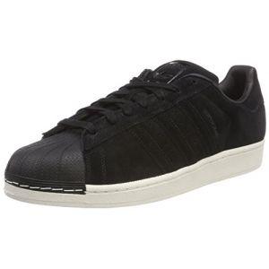 Adidas Superstar, Basket Mode homme - noir - Noir