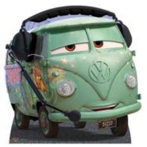 Figurine en carton taille réelle Disney Cars Fillmore