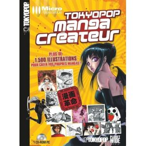 Tokyopop Manga Createur pour Windows