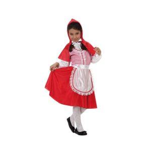 Atosa Déguisement Le Petit Chaperon Rouge (4-6 ans)