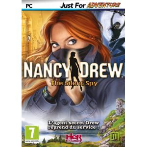 Nancy Drew the Silent Spy [PC]
