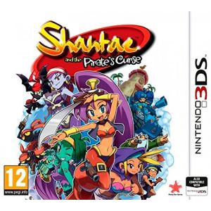 Shantae and the Pirate's Curse sur 3DS