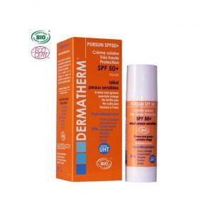 Dermatherm Pursun SPF50+ Crème solaire très haute protection 30 ml