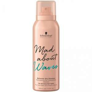Schwarzkopf Shampooing Sec Mad About