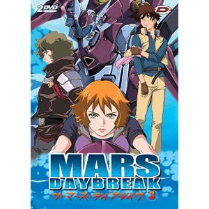 Mars Daybreak - Volume 3
