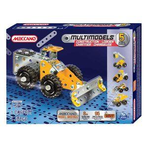 Meccano 6026716 - Chantier 5 modèles
