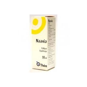 Théa Naaxia 10 ml - 10 ml COLLYRE