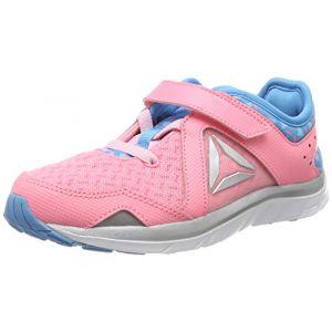 Reebok Fusion Runner K, Sneakers Basses Mixte Enfant, Rose (Pink Bd2320), 33 EU