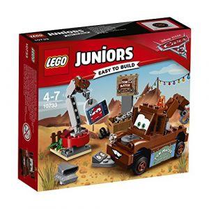 Lego 10733 - Juniors : La Casse de Martin Cars 3