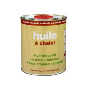 HUILE A CHALET - Bidon de 1 l